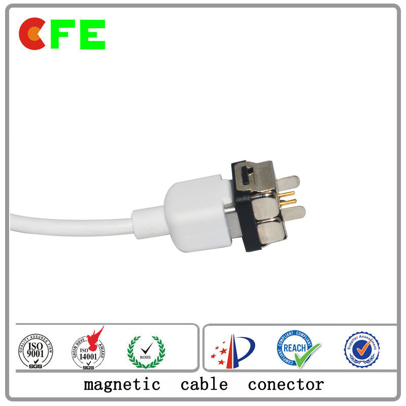 Hight Current Electronic Male and Female Magnetic Charging Connector