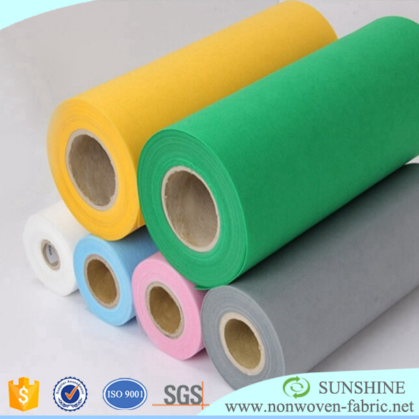 Spunbond Polypropylene Waterproof Nonwoven Fabric pictures & photos