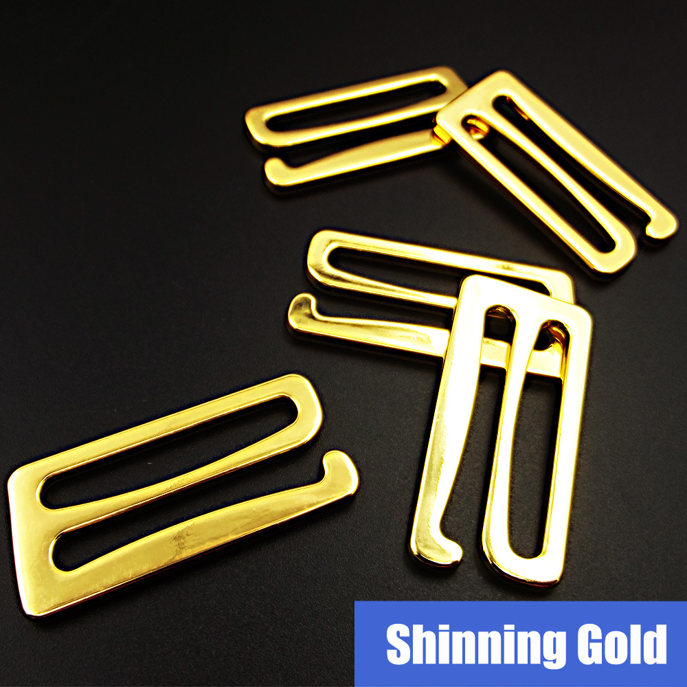 40mm Alloy Metal Adjuster Slider for Garment
