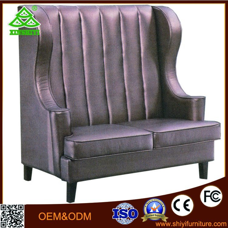 Most Por Living Home Furniture Vintage Wood Sofas Chair Long Sofa Seat
