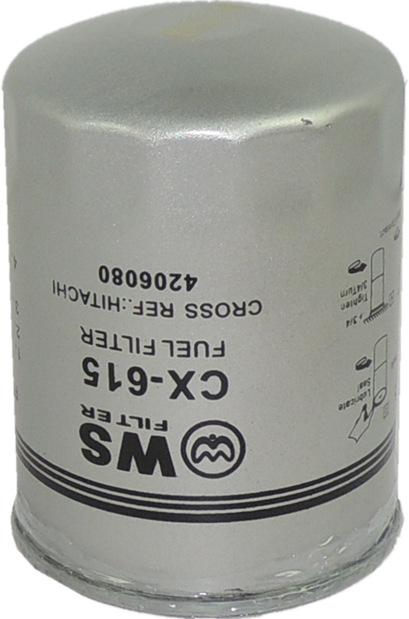 China Fuel Filter Elemente For Isuzu Heavy Duty Truck Ftr 6bg1 133 Filters Auto Parts Spare