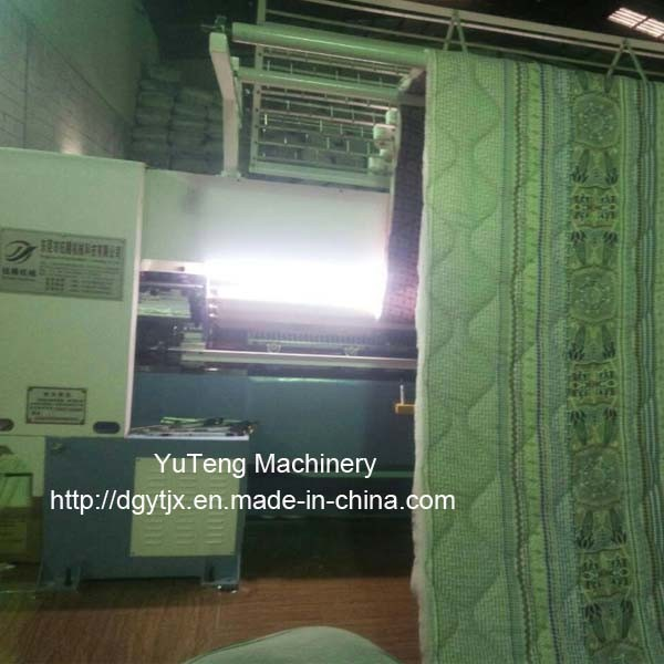 Duvet Quilting Making Machine Ygb128-2-3 pictures & photos