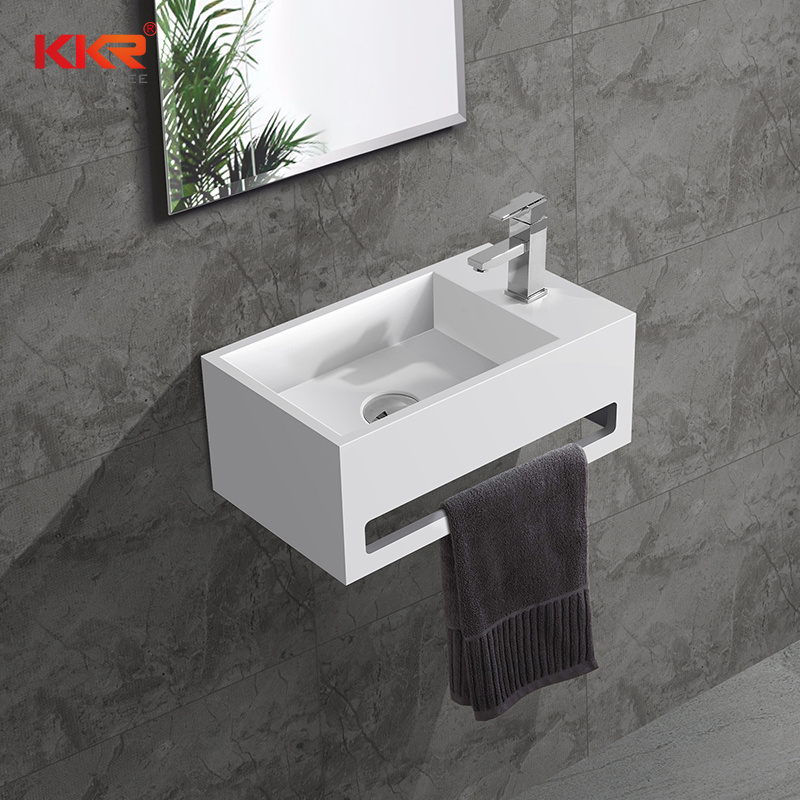China Washroom Vanity Hand Wash Basin