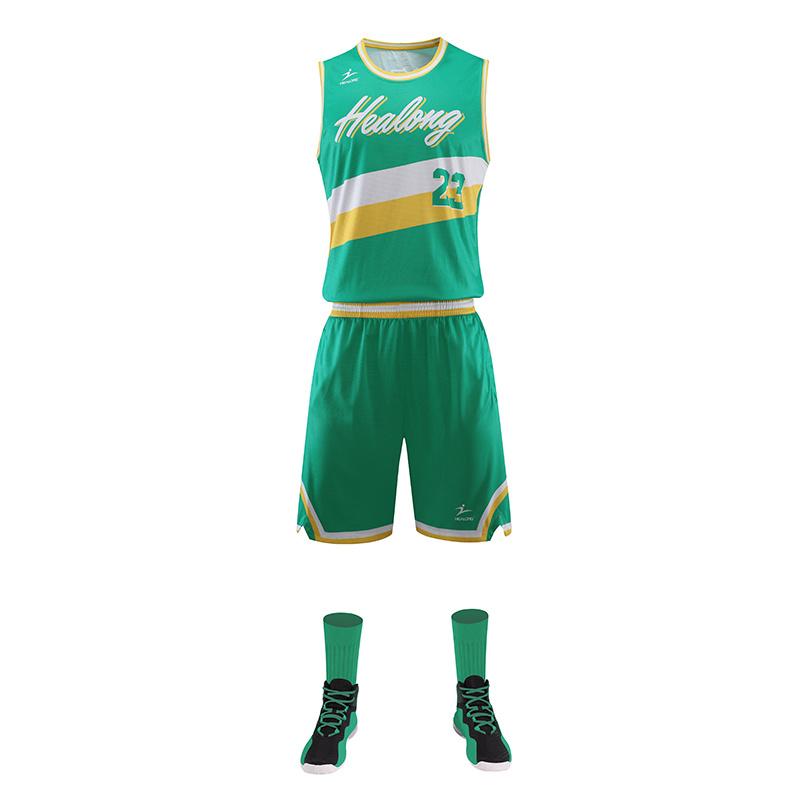 41ba67a52cc841 China Custom Any Color Sublimation Basketball Uniform Template Basketball  Jersey - China Jerseys, Basketball