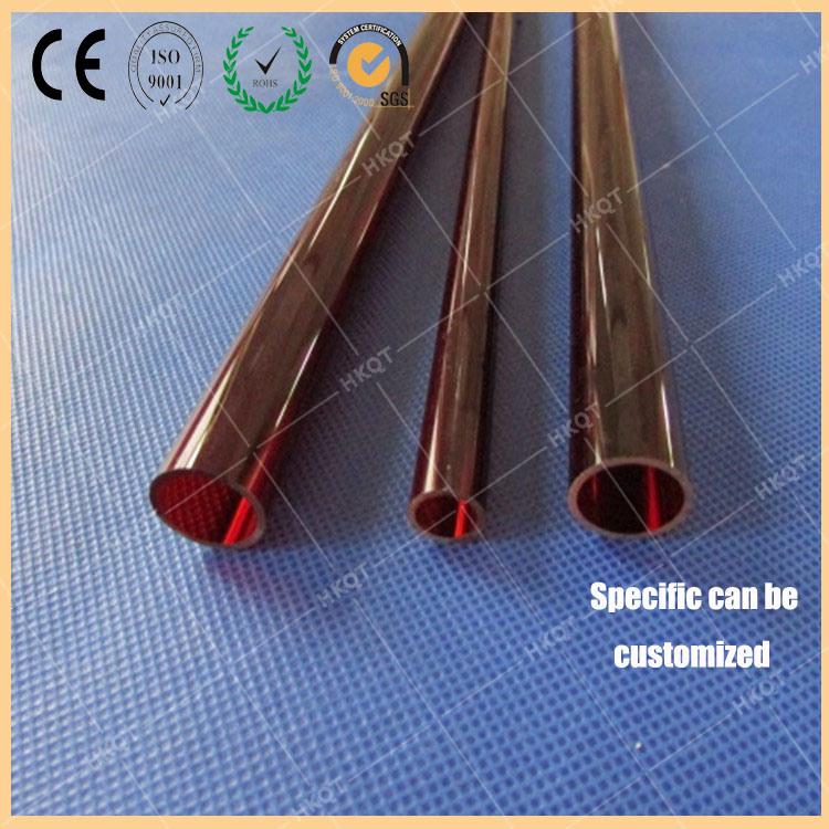 Hot Item Special Red Quartz Glass Tube Heater