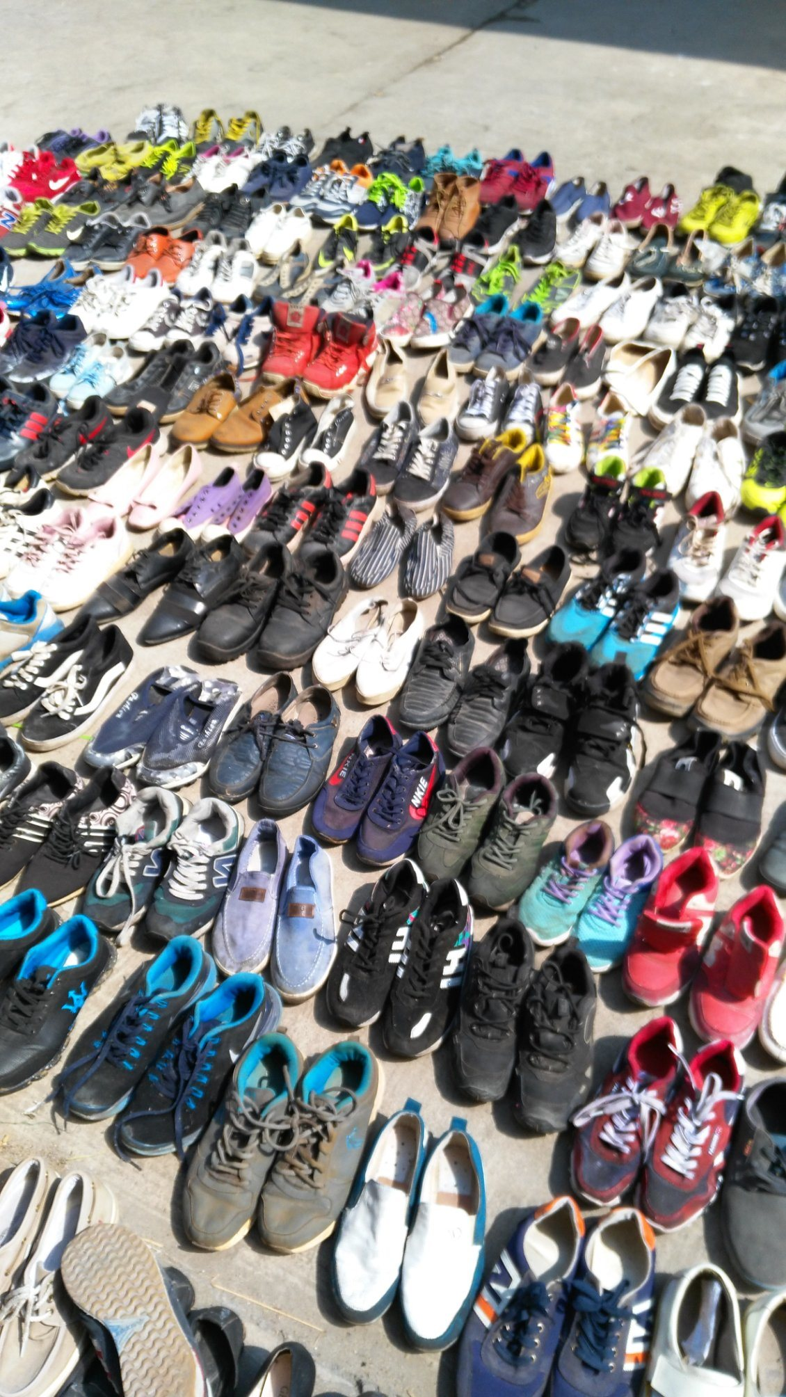 China Second Hand Shoes, Second Hand