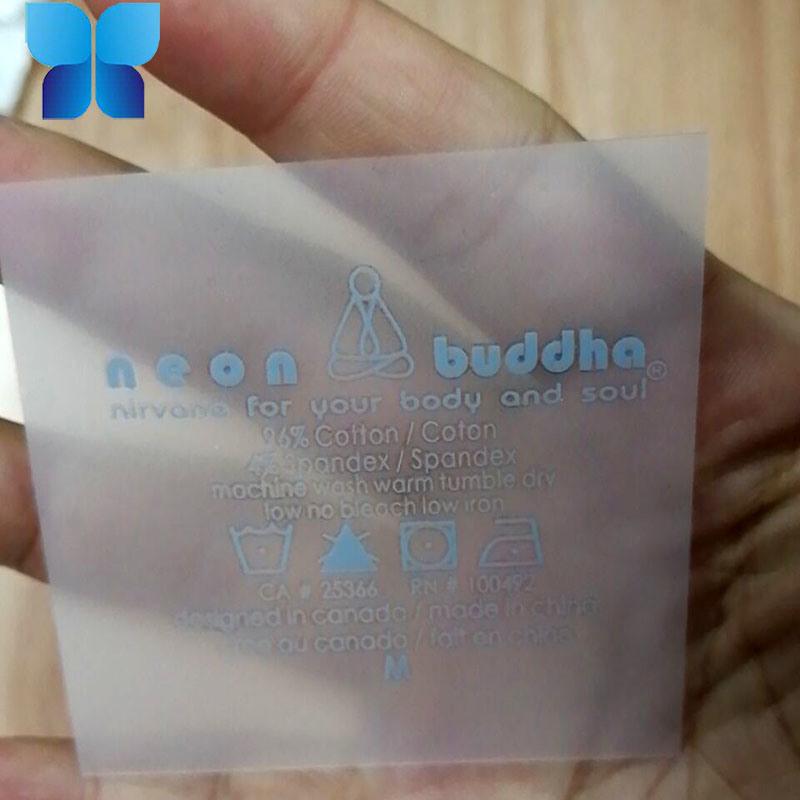 [Hot Item] Customize Heat Transfer Label for Garment