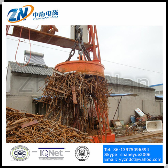 Casting Body Lifting Electromagnet for Steel Scraps Cmw5