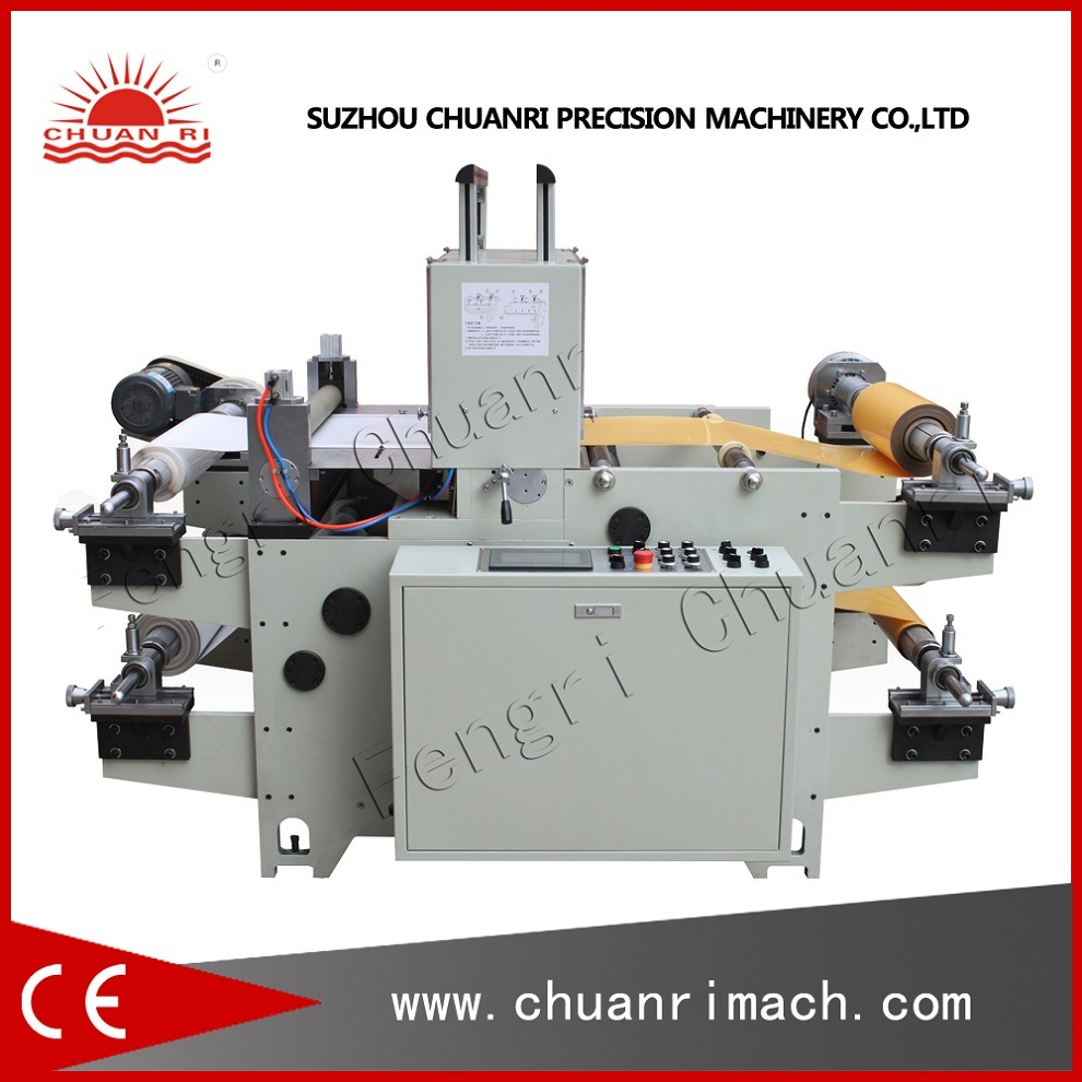 Automatic Roll 3m Acrylic Foam Tape Gap Die Cutter Sheet Cutter Machine pictures & photos