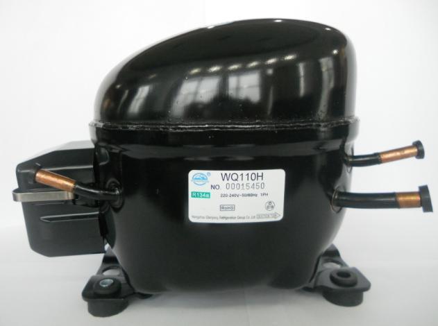 [Hot Item] 1/3HP Refrigeration Compressor R134A 220V/60Hz for Showcase of  Chile