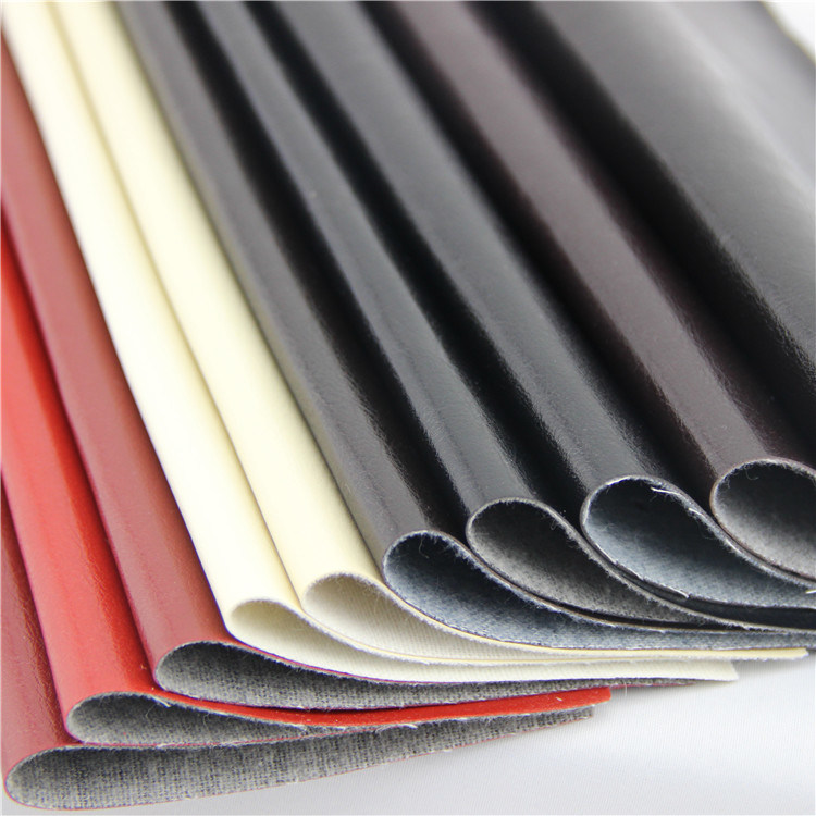 (Eco-friendly) Fire Retardant Furniture PVC Leather