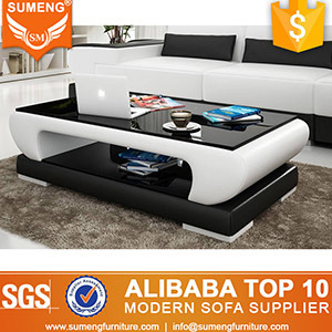 Sumeng Foshan Shunde Fancy Gl Wood Coffee Table