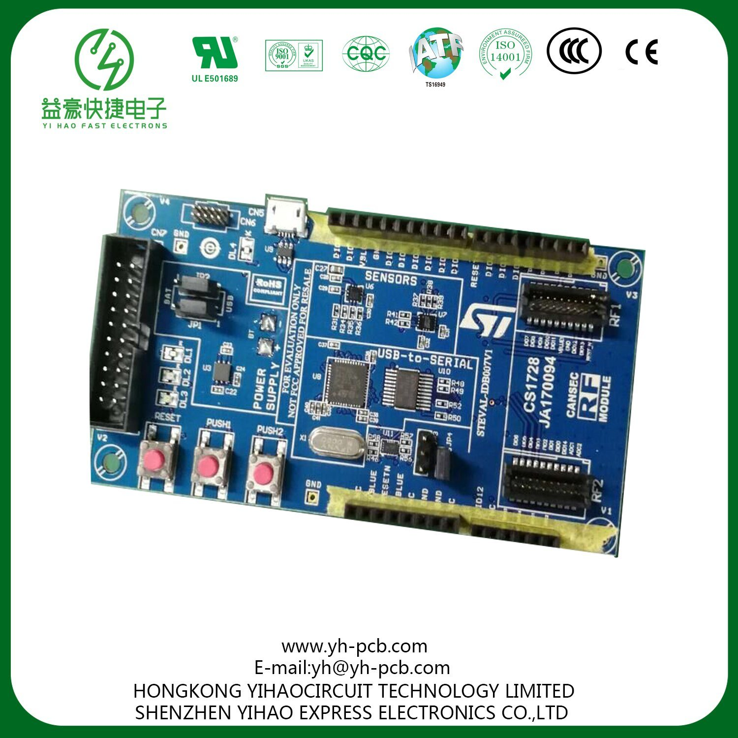 Wholesale Printed Pcb Assembly Buy Reliable Circuit Boardrf4 Oem Multiplayer Board Medical Armarium Pcba
