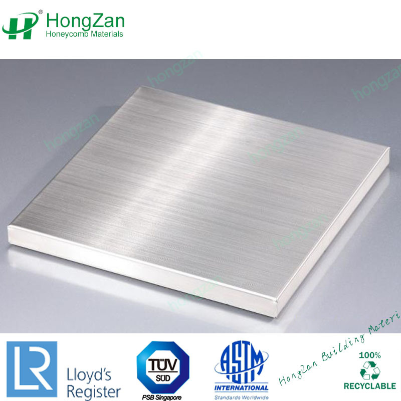 Curtain Wall Stainless Steel Honeycomb Ceiling Panel