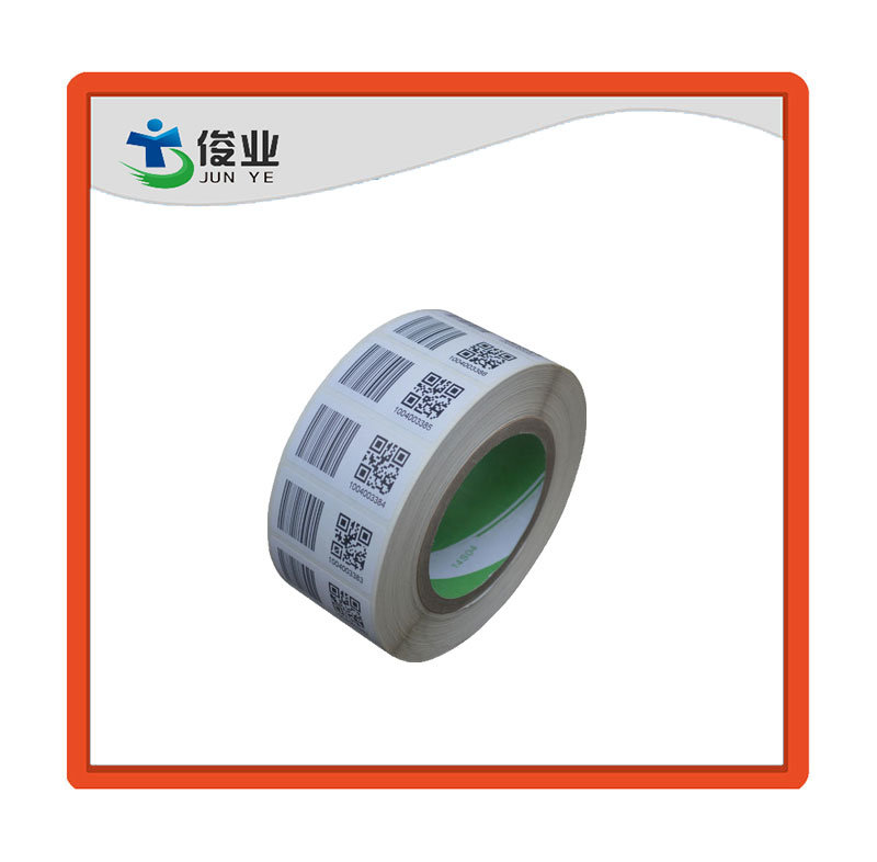 High Quality Barcode Paper Sticker/Customized Label pictures & photos