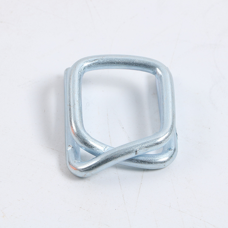 China Composite Cord Strap Buckle Metal Wire Buckle - China Wire ...