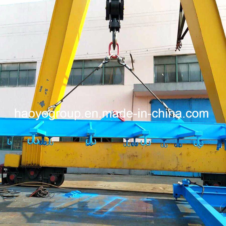 China 40 Feet Cargo Liftng Spreader Beam Frame Photos