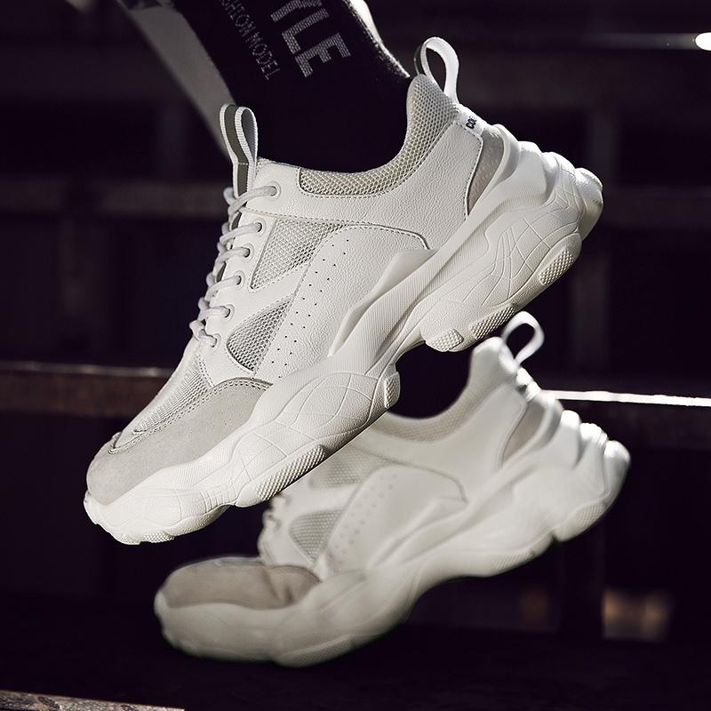China Fashion Cheap White Sneakers