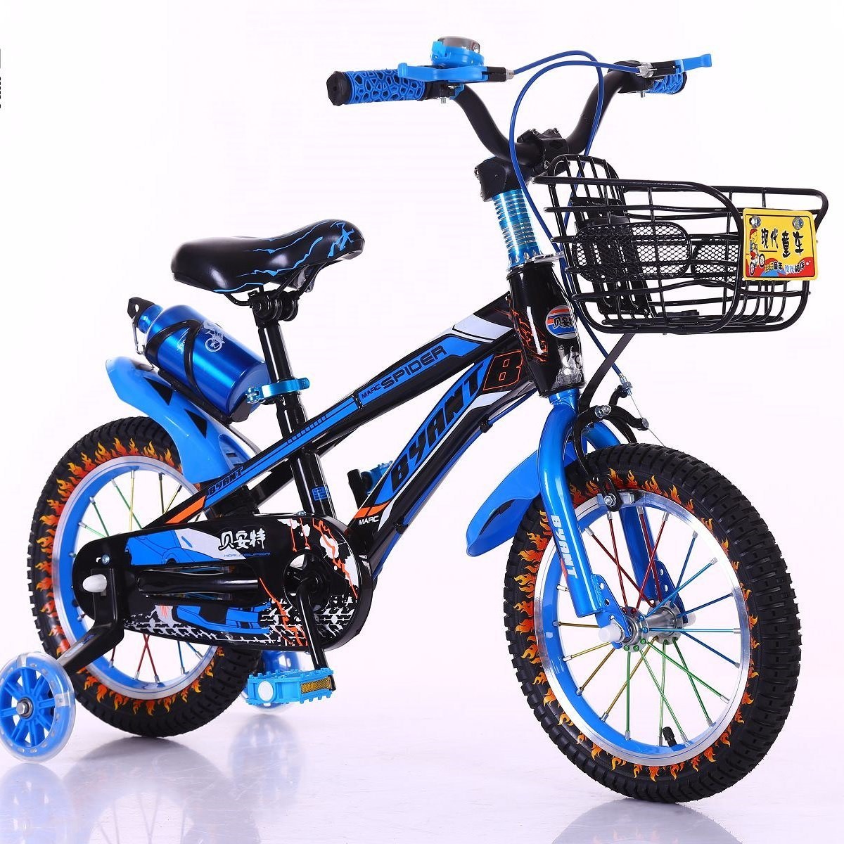 Bmx Bikes For Kids >> Hot Item Inch Kids Children Bike Kids Bicycle Bmx Bikes Kt Bk 001