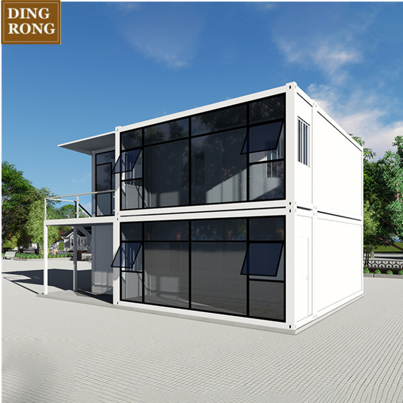 China Luxury Container Portable House Design in Sri Lanka ...