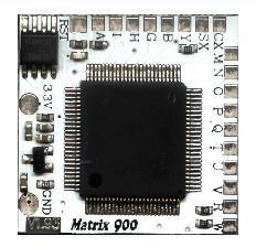 China Matrix 900 v1 93 Modchip for PS2 - China Matrix 900 Modbo750 V1 93