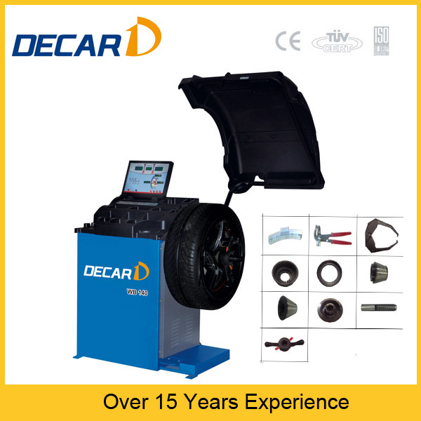 Decar Wb140 Tyre Changer Wheel Balancer Machine