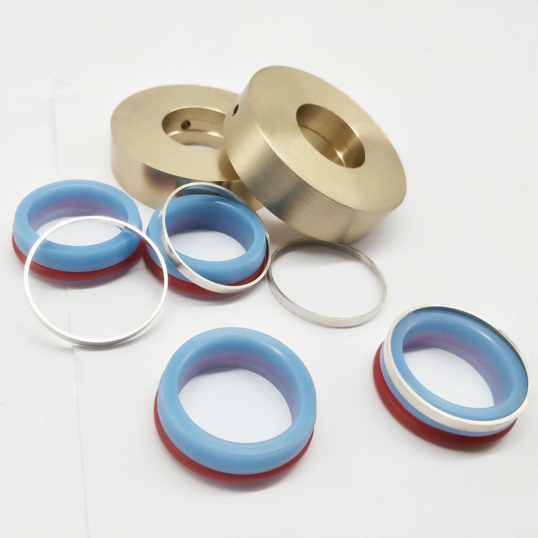 [Hot Item] Flow Waterjet 60K Intensifier Parts High Pressure Seal Kit  001198-1