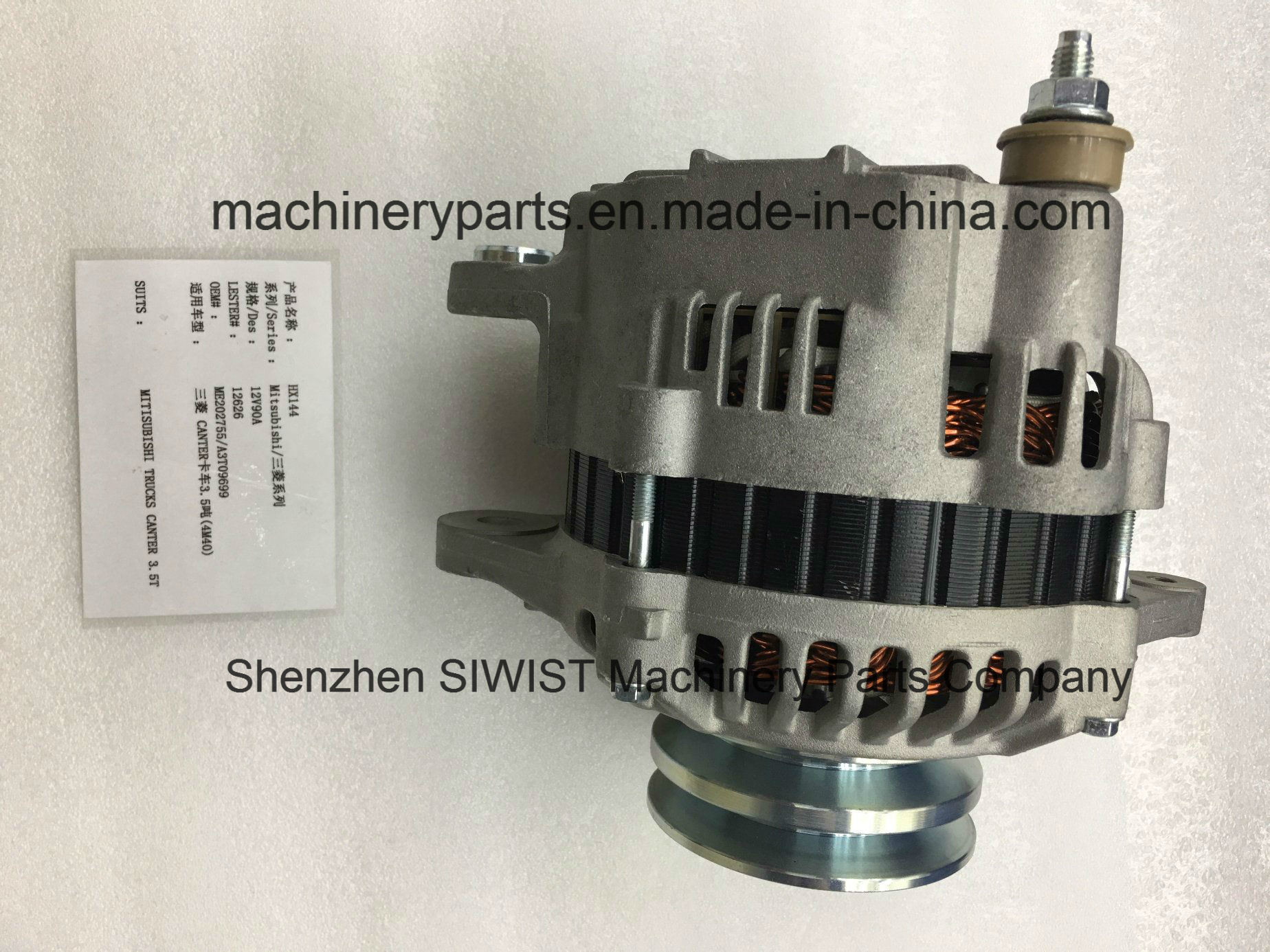 China Alternator Lester12626 Me202755 A3t09699 A3t09198 A3t09199