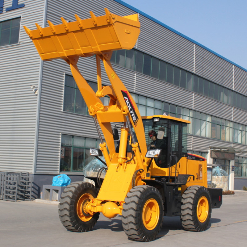 China Construction Machine 3t 630 Front Wheel Loader for Sale pictures & photos