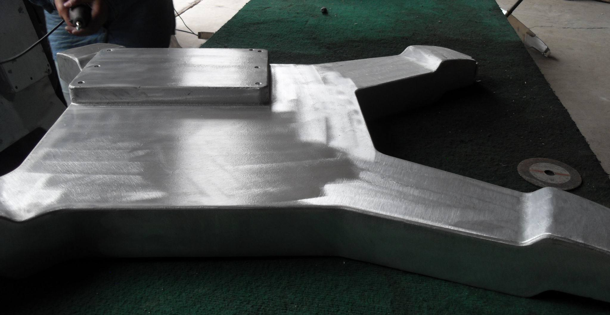 Aluminum Casting pictures & photos