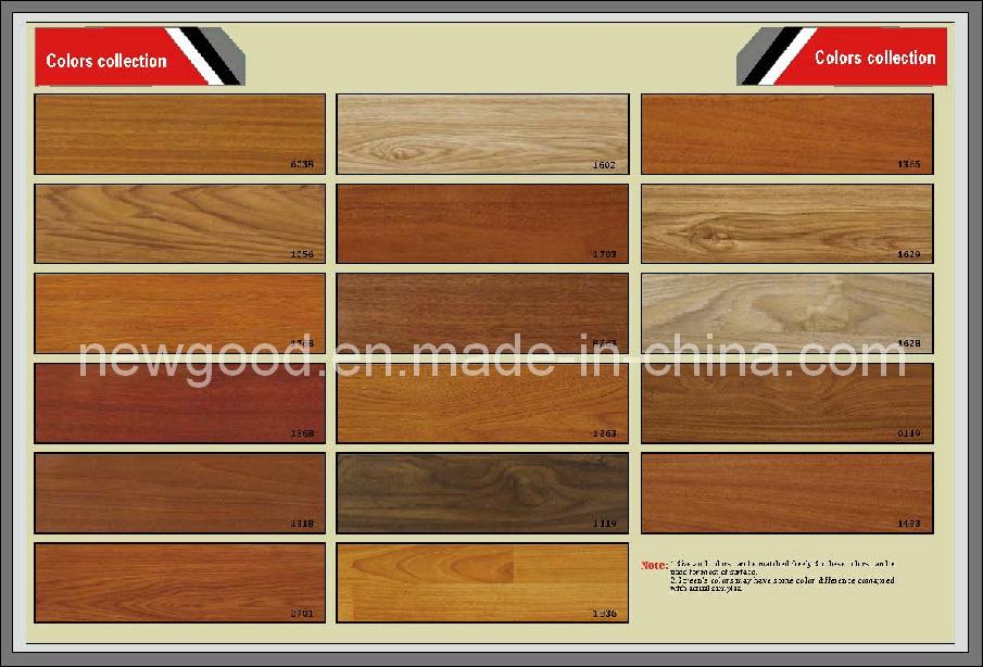 China 8mm 12mm Ac3 Ac4 Grade Hdf Laminate Flooring