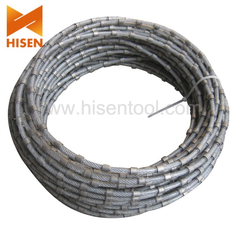 China Endless Diamond Wire for Multi-Wire Saw Machine - China ...