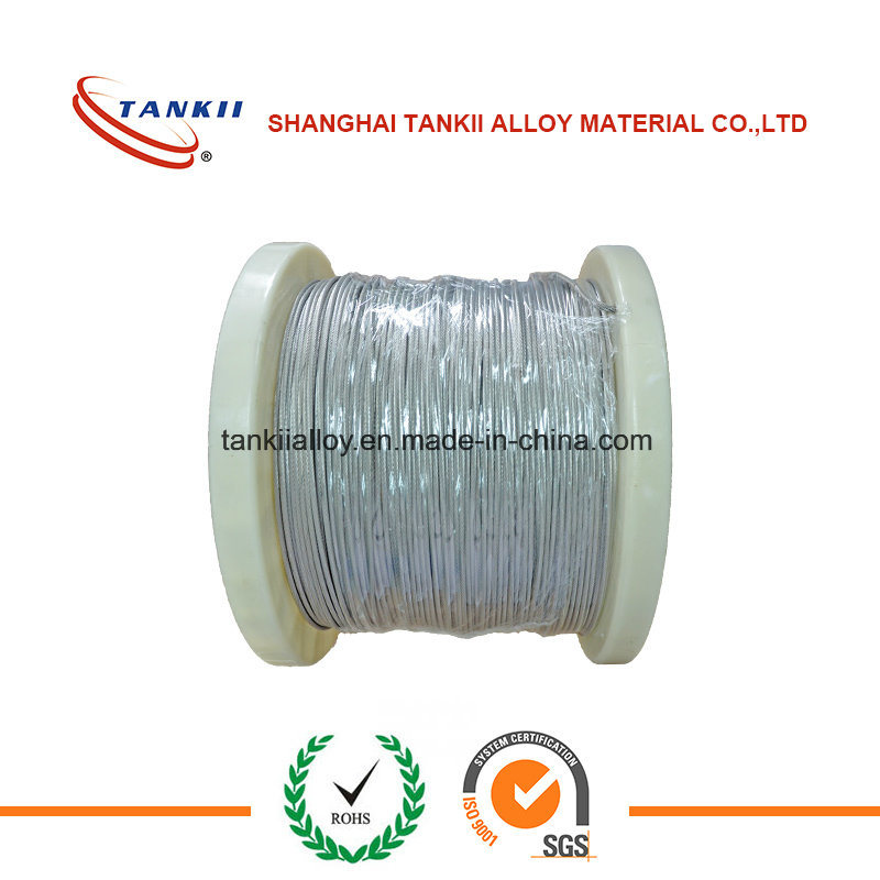 China Silicone Rubber Insulated Thermocouple Wire (Type K) - China ...