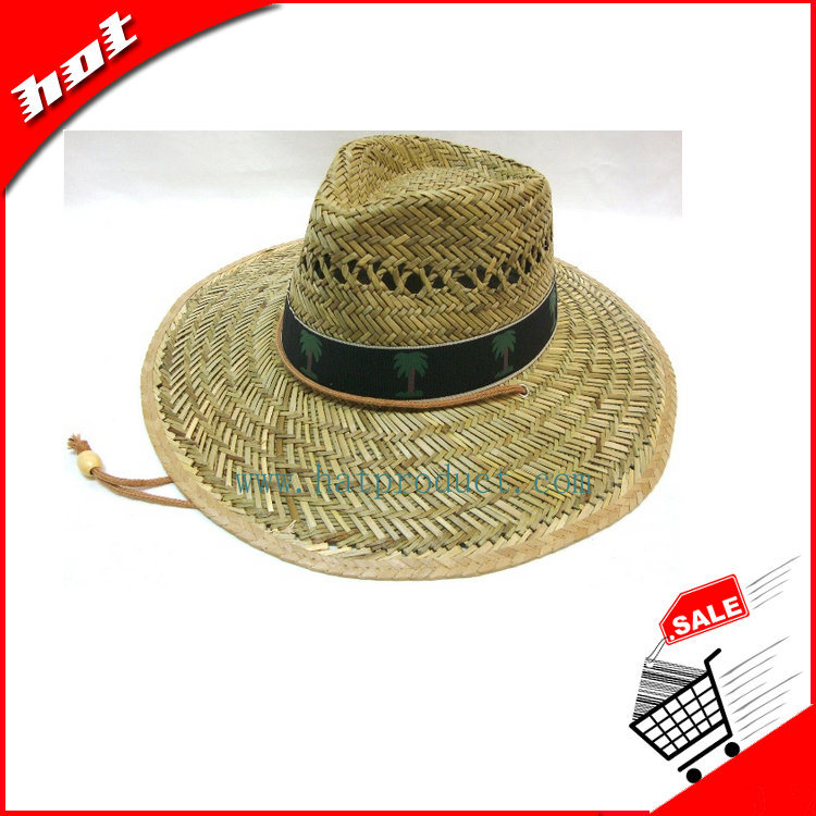 Hollow Straw Hat Rush Straw Hat Rush Safari Hat
