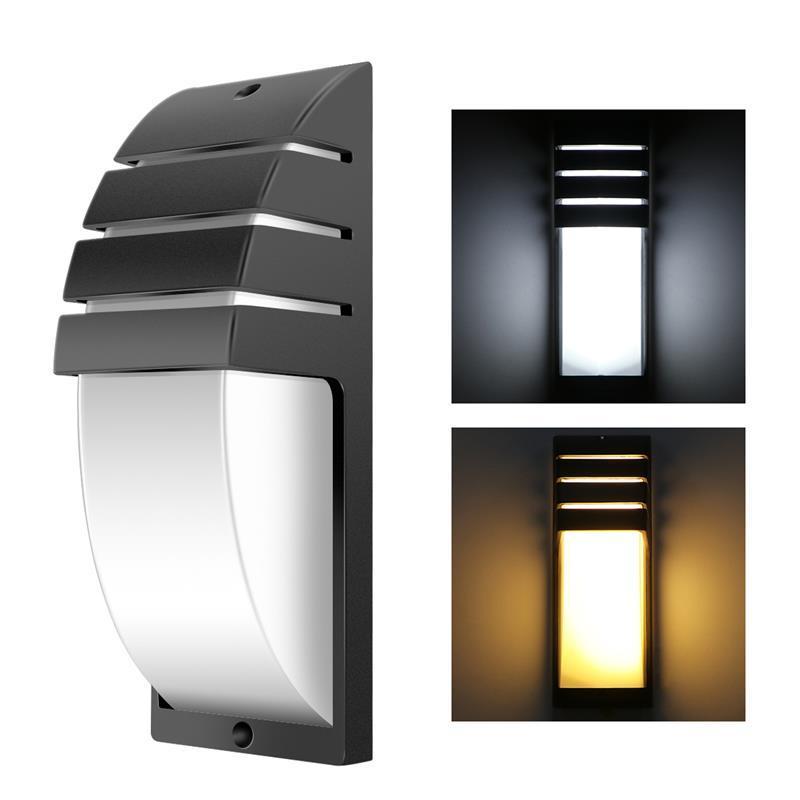 China 8w Led Cob Wall Light Modern, Wall Mount Outdoor Lighting