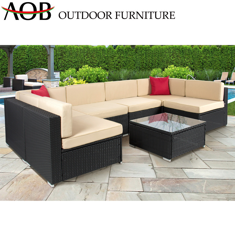 China Wicker Rattan Outdoor Furniture, Rattan Patio Furniture