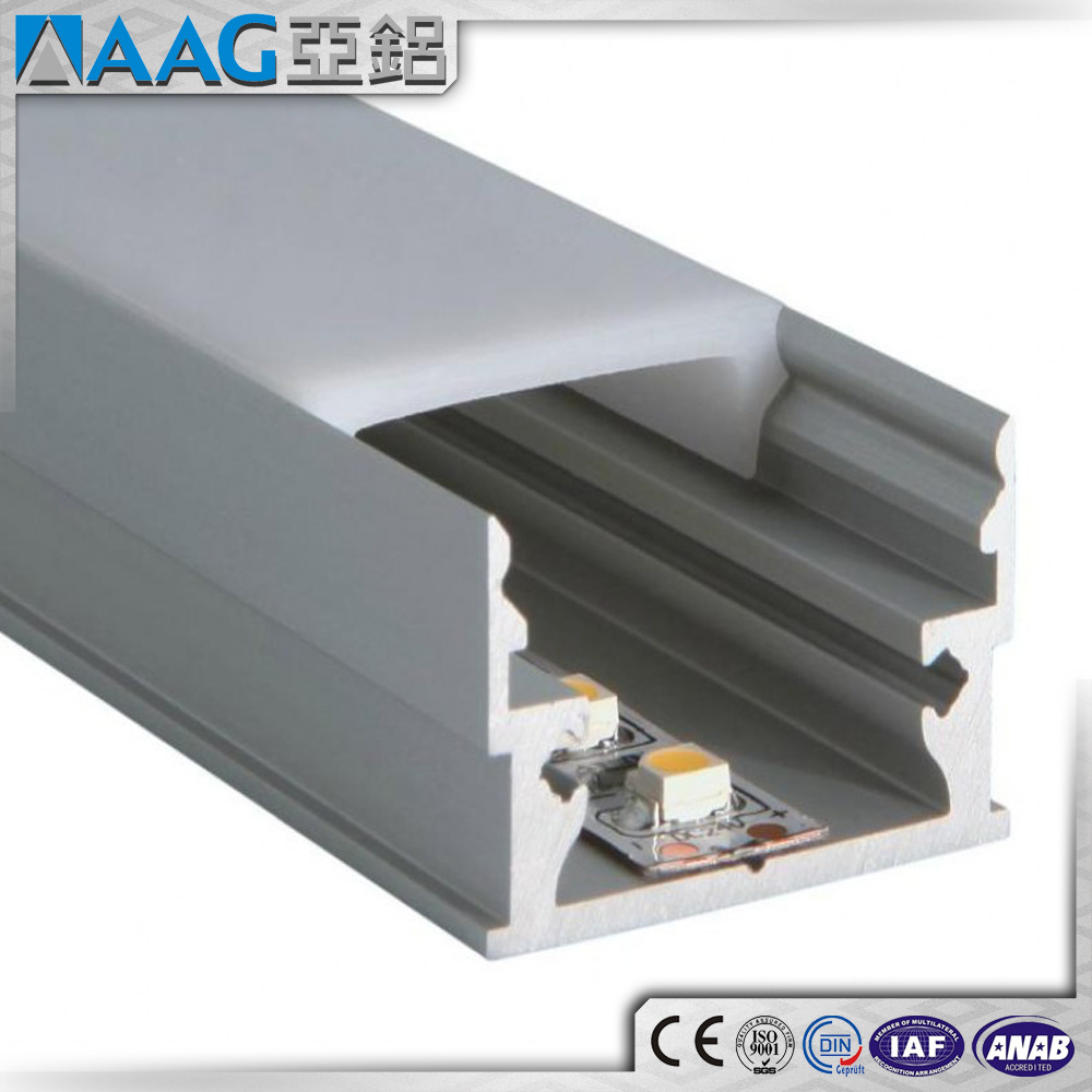 China Aluminum Aluminum Extrusion Profile C Channel And U