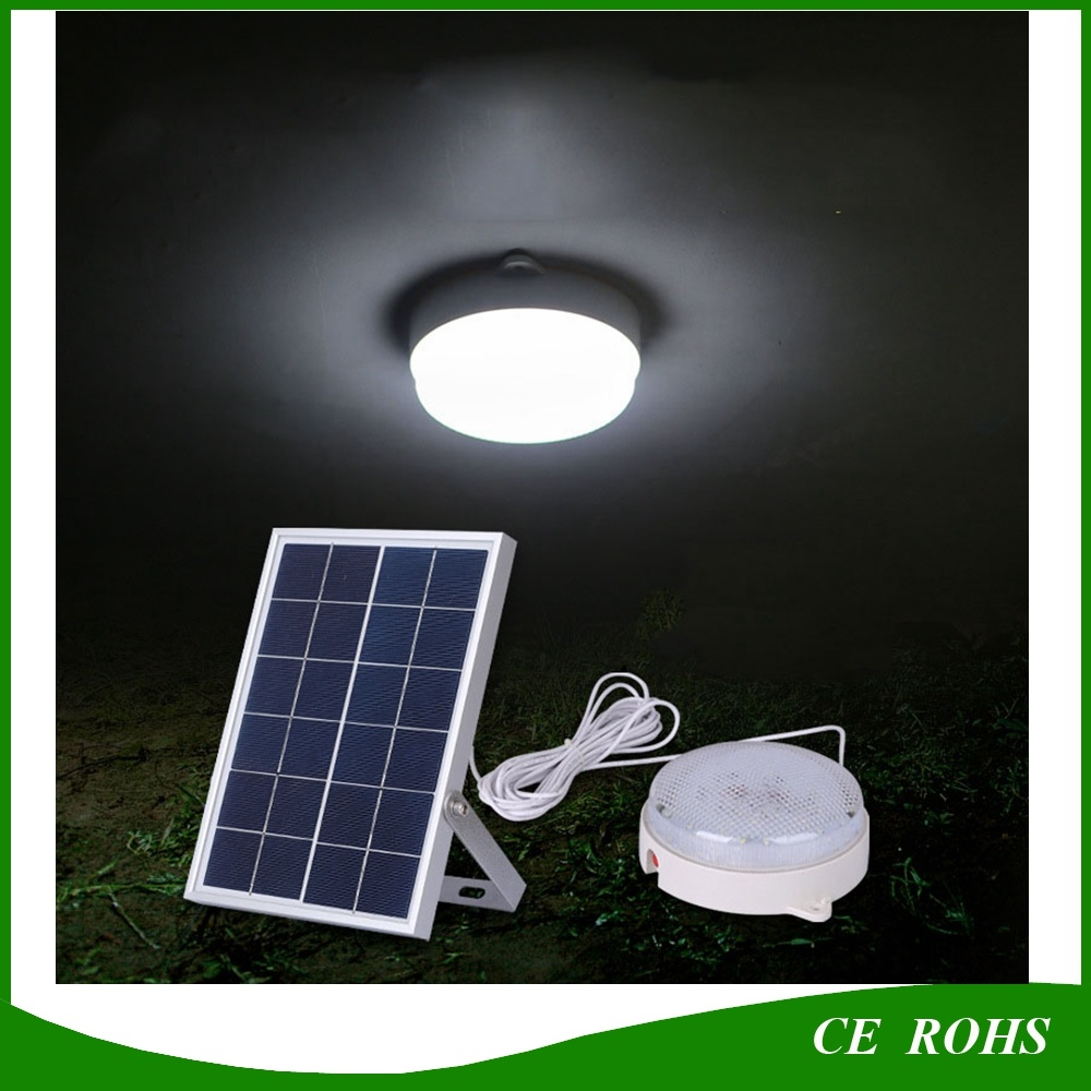 China new solar ceiling light 60led 6w super bright outdoor garden new solar ceiling light 60led 6w super bright outdoor garden wall ceiling lamps long working time lights for yard house aloadofball Gallery