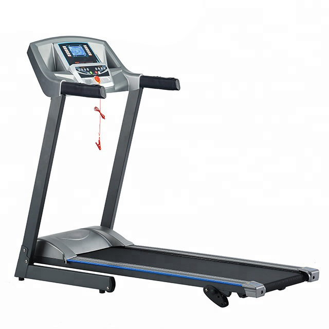 DC Motor Folding Manual Motorized Electric Commercial Treadmill pictures & photos