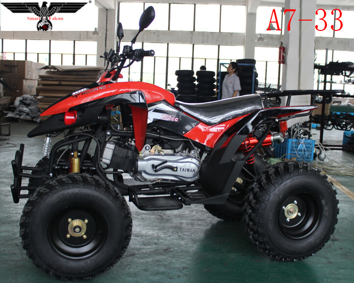 A7-33 Big 250cc Fast Motorcycle ATV Quad Scooter with Ce