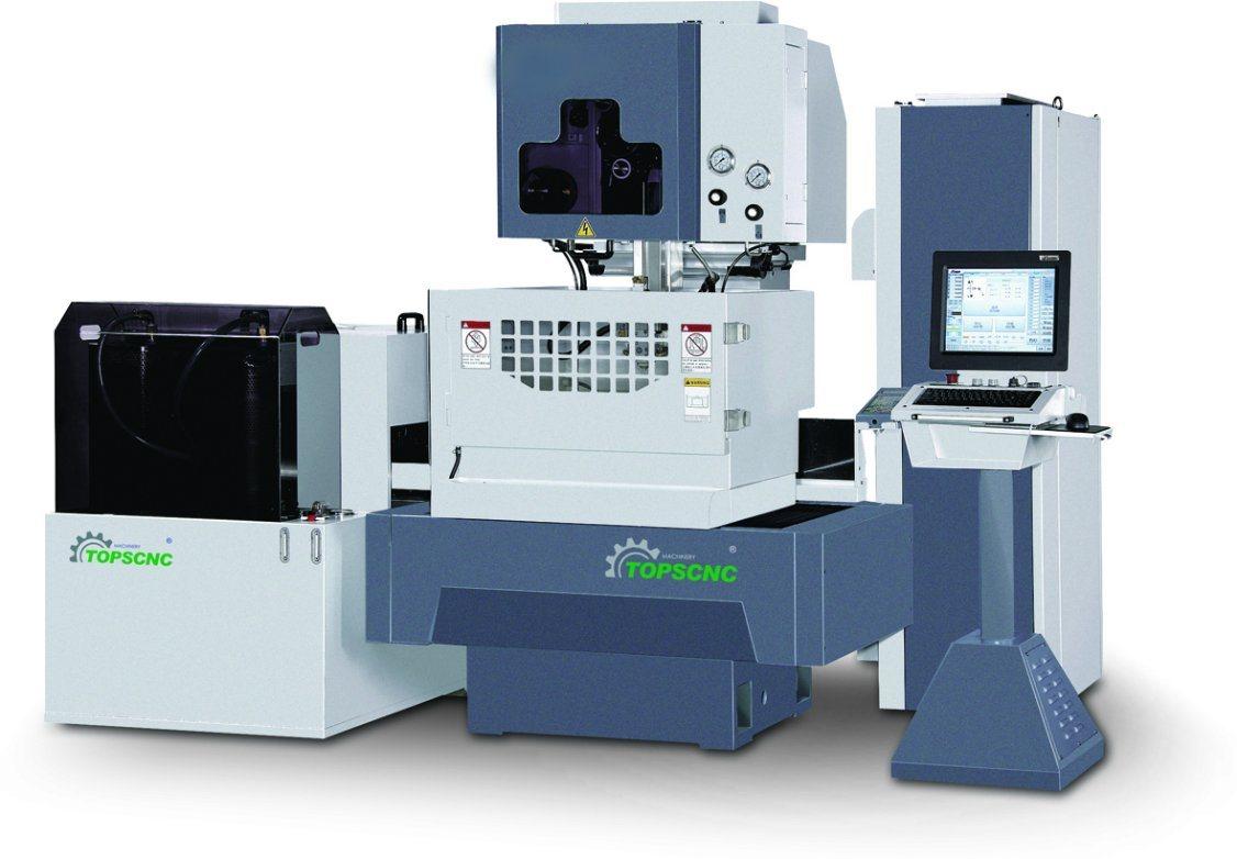 China CNC Automatic High Precision Brass Wire Cut EDM - China Brass ...