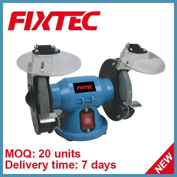 Remarkable Hot Item Fixtec Power Tool 150W 150Mm Electric Mini Portable Bench Grinder Grinding Machine Dailytribune Chair Design For Home Dailytribuneorg