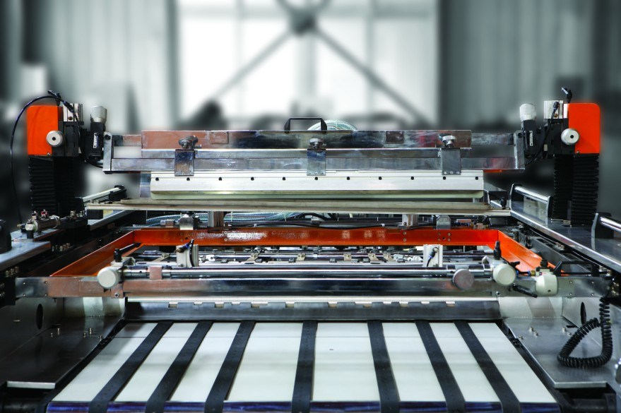 Full Automatic Stop Cylinder/ Rotary Screen Press (JB-720A)