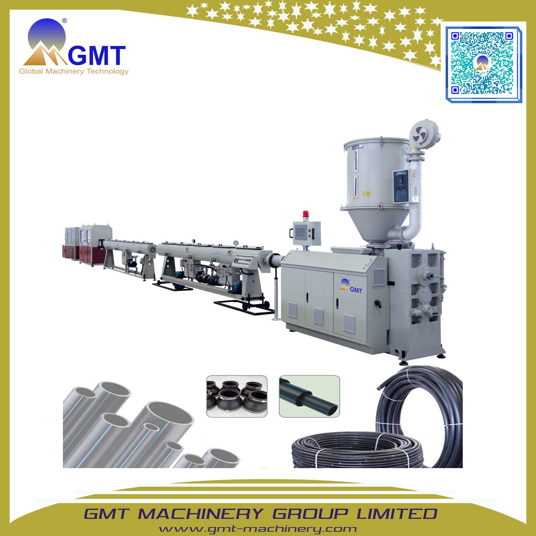 China PE PP Wire Laying Plastic Pipe/Tube Extruder Making Machine ...