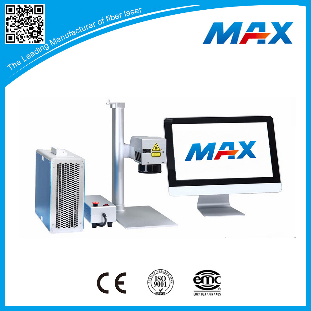 Good Price Small 20W Fiber Laser Marking Machine for Sale