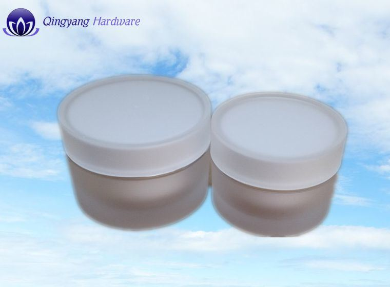 15/30/50g Frosted Acrylic Jar for Cosmetic pictures & photos