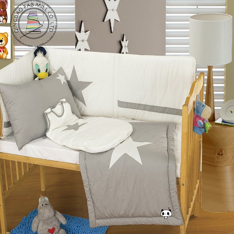 Organic Cotton Baby Bedding Set pictures & photos