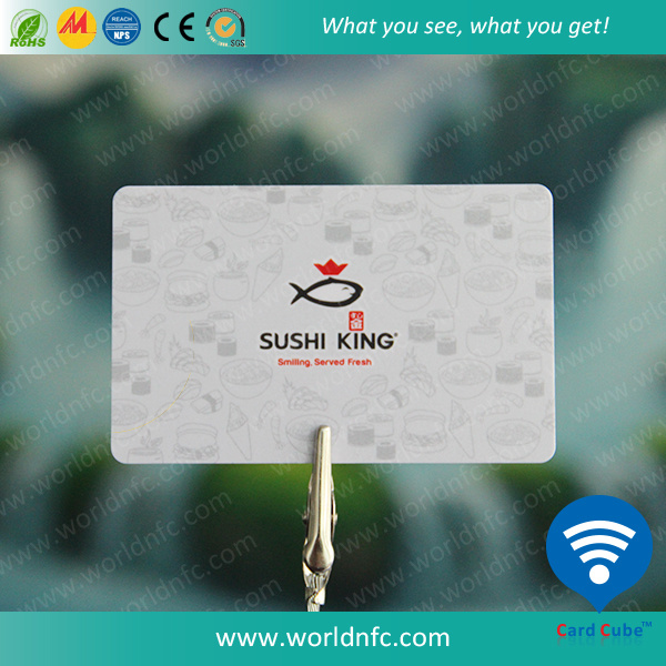 ISO14443A 13.56MHz Classic S50 1k RFID Smart Card pictures & photos