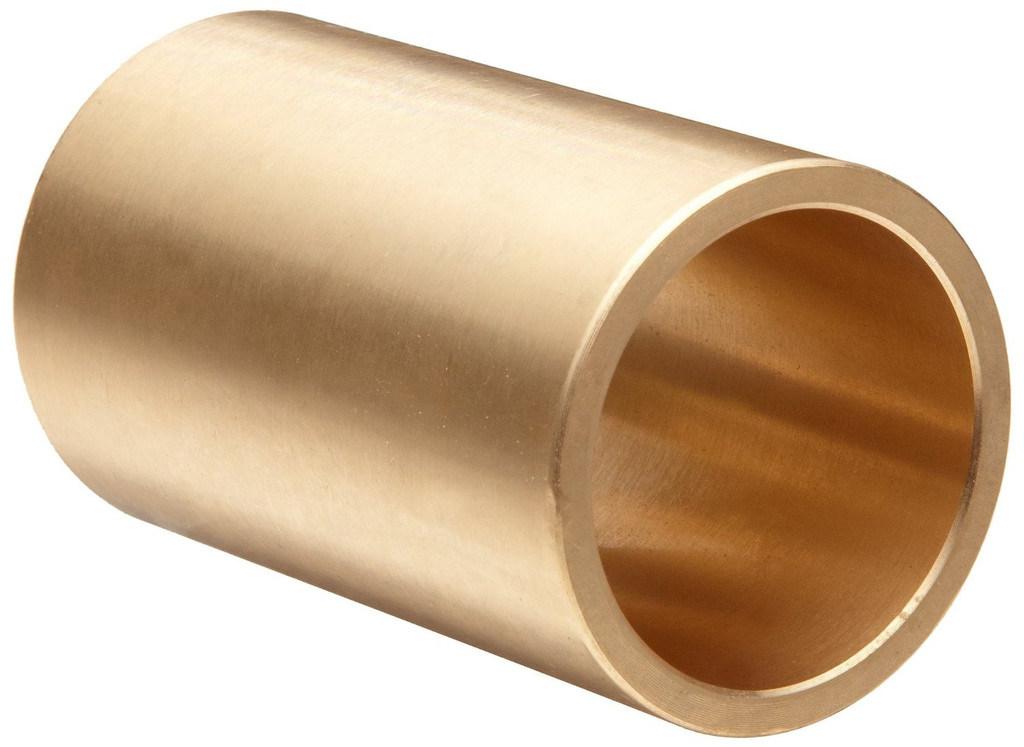 China Cnc Machining Brass Metal Alloy Bearing Bush Sleeve