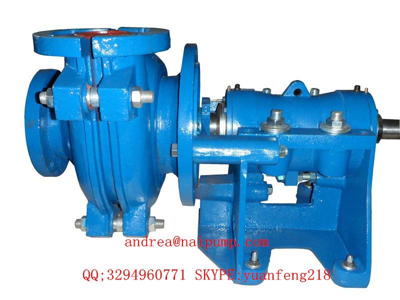 Price Industry Slurry Pump for Coal Mining/Bomba De Lodo pictures & photos